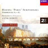 "Haydn: ""Paris"" Symphonies / Dorati, Philharmonia Hungarica"