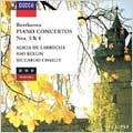 Beethoven: Piano Concerto 3, 4 / De Larrocha, Chailly