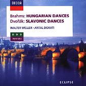 Brahms/Dvorak: Hungarian/Slavonic Dances