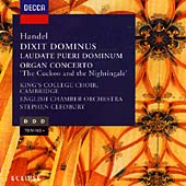 Handel: Choral and Orchestral Works