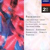 Prokofiev: Lieutenant Kije, Chout, etc