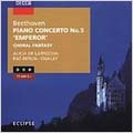 Beethoven: Piano Cto no 5, etc; / Larrocha, RSO