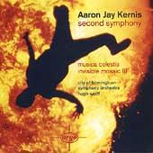 Kernis: Second Symphony, etc / Wolff, City of Birmingham SO