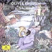 Knussen conducts Knussen / Tuckwell, Shelton, London Sinf