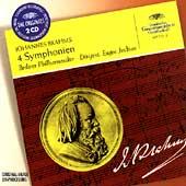 Brahms: 4 Symphonies No.1-No.4 / Eugen Jochum(cond), BPO