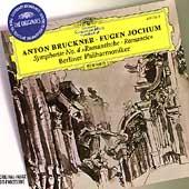 "Bruckner: Symphony No.4 ""Romantic""; Sibelius:  Nightride & Sunrise Op.55 / Eugen Jochum(cond), BPO, etc"