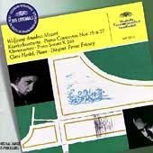 Mozart: Piano Concertos No.19, No.27, Piano Sonata No.2 / Clara Haskil(p), Ferenc Fricsay(cond), Bavarian State Orchestra