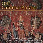 Orff: Carmina Burana / Prestel, Harman, Bruenner et al