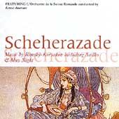 Rimsky-Korsakov: Scheherazade / Ansermet, L'Orchestre de la Suisse Romande