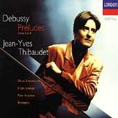 Debussy: Preludes Books I & II, etc / Jean-Yves Thibaudet