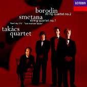 Borodin/Smetana: String Quartets