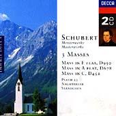 Schubert: 3 Masses / Guest, Atherton et al