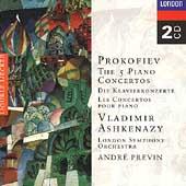 Prokofiev: Piano Concertos No.1-5