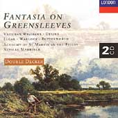 Fantasia On Greensleeves, etc / Neville Marriner, ASMF