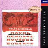 The Classic Sound - Ravel, Debussy, Roussel, Ropartz / Melos