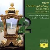 ヘルベルト・フォン・カラヤン/J.S.Bach: The Brandenburg Concertos No.1-No.6, Orchestral Suites BWV.1067, BWV.1068 / Herbert von Karajan(cond), BPO [4530012]
