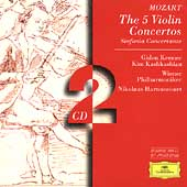 Mozart: The 5 Violin Concertos, etc