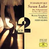 Tchaikovsky: Swan Lake / Seiji Ozawa(cond), Boston Symphony Orchestra