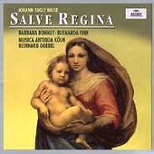 Hasse: Salve regina / Reinhard Goebel, Musica Antiqua Koeln