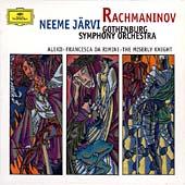 Rachmaninov: Aleko/Miserly Knight/Francesca da Rimini