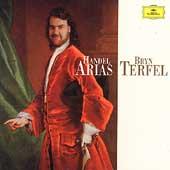 "Handel: Arias -Judas Maccabaeus HWV.63, Te Deum ""Dettingen""HWV.283, Samson HWV.57, etc / Bryn Terfel(Bs-Br), Charles Mackerras(cond), Scottish Chamber Orchestra"