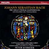 Bach: Choral Masterpieces