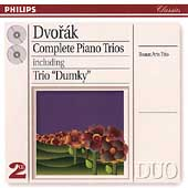 Dvorak: Complete Piano Trios / Beaux Arts Trio