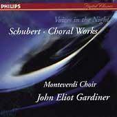 Schubert: Choral Works / Gardiner, Monteverdi Choir