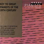 Great Pianists of the 20th Century - Complete Edition Box II