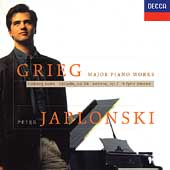 Grieg: Major Piano Works /  Peter Jablonski
