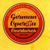 German Operetta Overtures / Marriner, Academy of St Martin