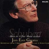 Schubert: Mass in A flat, etc / Gardiner, Monteverdi Choir