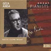 Great Pianists of the 20th Century - Geza Anda