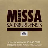 Biber: Missa Salisburgensis, Sancti Polycarpi, Plaudite Tympana, etc (7/1997) / Reinhard Goebel(cond), Musica Antiqua Cologne, etc