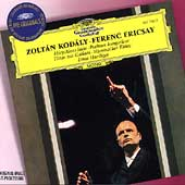 Kodaly: Hary Janos Suite, Psalmus Hungaricus, Dances of Galanta / Ferenc Fricsay(cond), Berlin RIAS Symphony Orchestra, etc