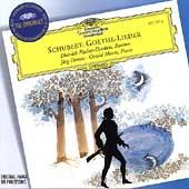 Schubert: Goethe-Lieder / Dietrich Fischer-Dieskau(Br), Jorg Demus(p), Gerald Moore(p)