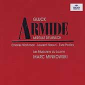 Gluck: Armide (12/1996) / Marc Minkowski(cond), Les Musiciens du Louvre, Mireille Delunsch(S), etc