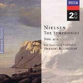 Nielsen: Symphonies no 4-6 / Blomstedt, San Francisco PO