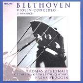 Beethoven: Violin Concerto In  D Major, 2 Romances