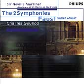 Gounod: The 2 Symphonies, etc / Sir Neville Marriner, ASMF