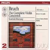 サルヴァトーレ・アッカルド/Bruch: Complete Violin Concertos, Scottish Fantasy / Accardo [4621672]