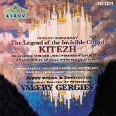 Rimsky-Korsakov: The Legend of the Invisible City of Kitezh
