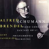 Schumann: Piano Concerto, etc / Brendel, Sanderling