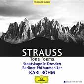 カール・ベーム/R.Strauss: Tone Poems [4631902]