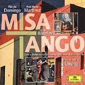 Bacalov: Misa Tango; Piazzolla: Libertango, etc / Myung-Whun Chung(cond), Rome Santa Cecilia Academy Orchestra, etc