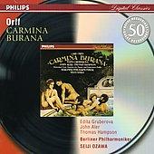 小澤征爾/Orff: Carmina Burana [4647252]