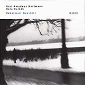 Bartok & Hartmann: String Quartets