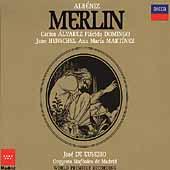 Albeniz: Merlin / Eusebio, Domingo, Henschel, et al