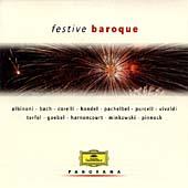 Festive Baroque -Albinoni, Corelli, J.S.Bach, etc