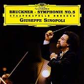 Bruckner: Symphony No.5 (9/3/1999) / Giuseppe Sinopoli(cond), Staatskapelle Dresden